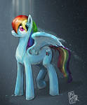 Rainbow Dash  Eye of the Storm