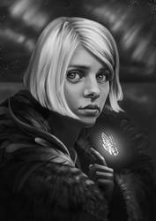 Aurora Aksnes by TheNecco