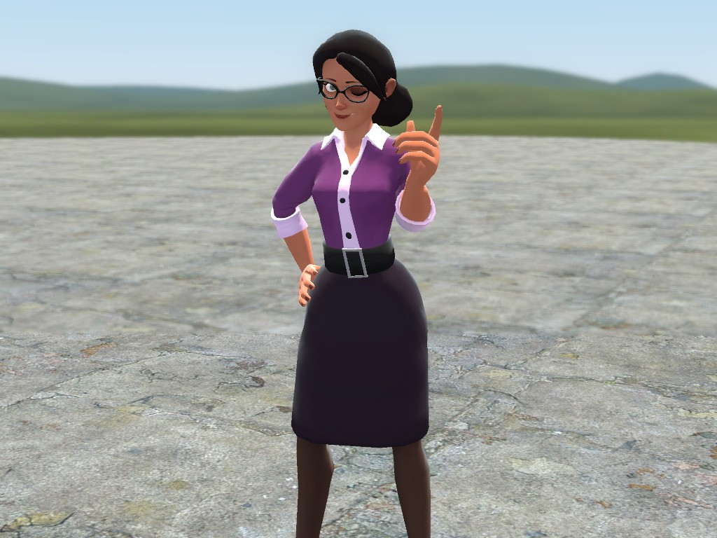 Expiration Date Miss Pauling Hexed for Gmod (DL) by
