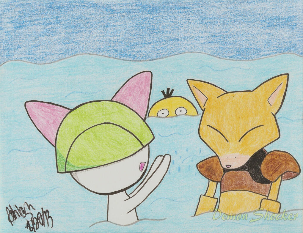 Summer Fun by DemonShocker