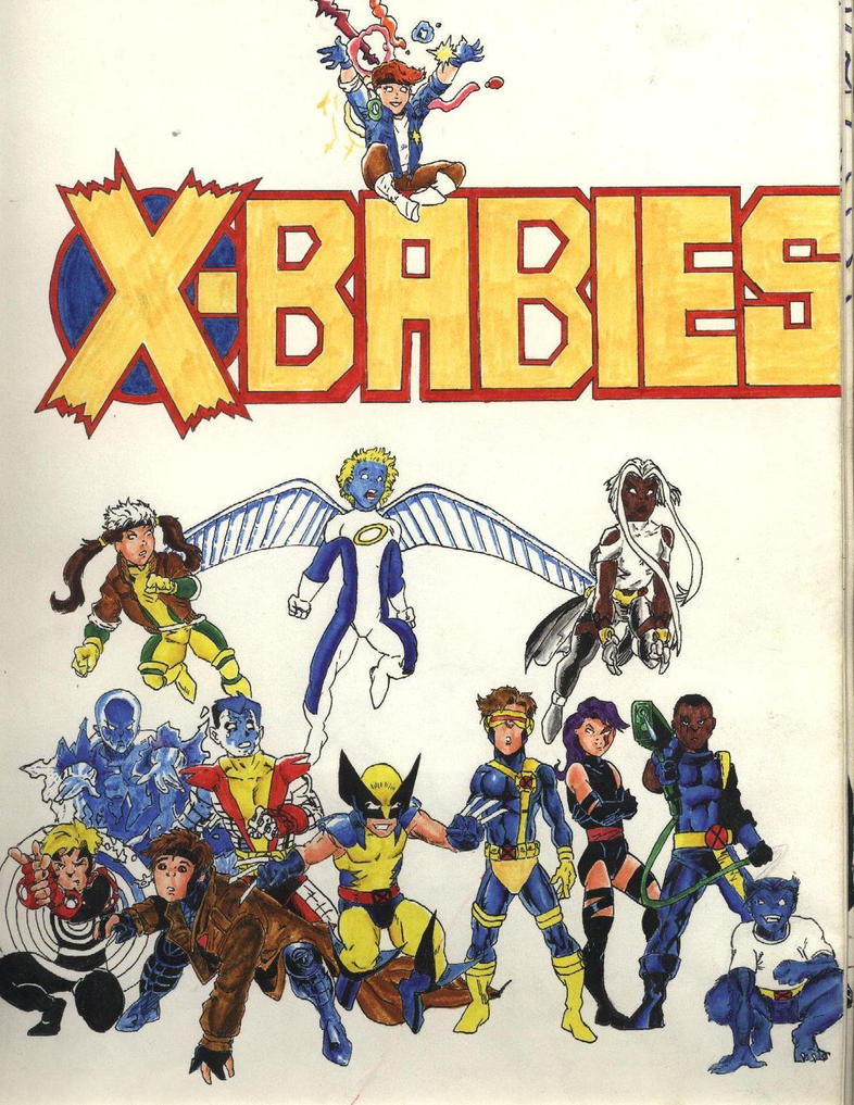 Babies by Night... X Babies