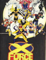 X-Force by Nightshade475