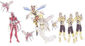 MangaDCU: The Hive by Nightshade475