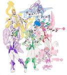 MangaDCU: Spectrum Lantern Corps 4