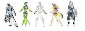 MangaDCU: Spectrum Lanterns- Friend or Foe