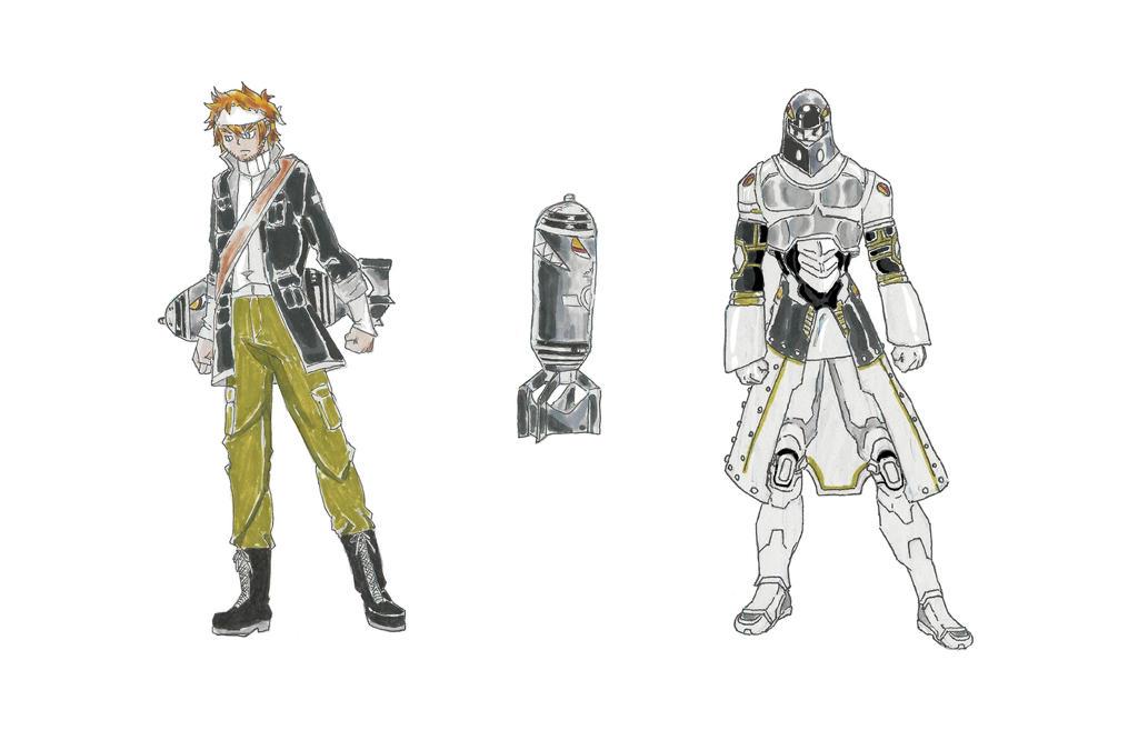 MangaDCU: Tsukumogami- Human Bomb by Nightshade475