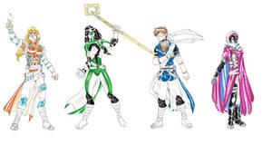 MangaDCU: Goth-Ahm Shinobi- Enigma Clan
