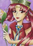 KaKAO ACEO #005 Sailor Kakyuu