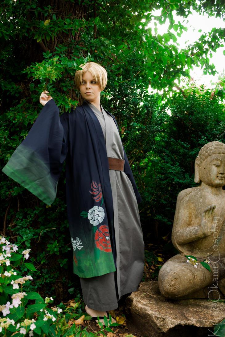 Natsume Takashi 2 by kiyaviolet