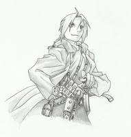 Edward-kun by Matryn