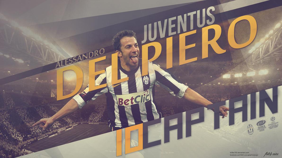 Alessandro Del Piero by drifter765
