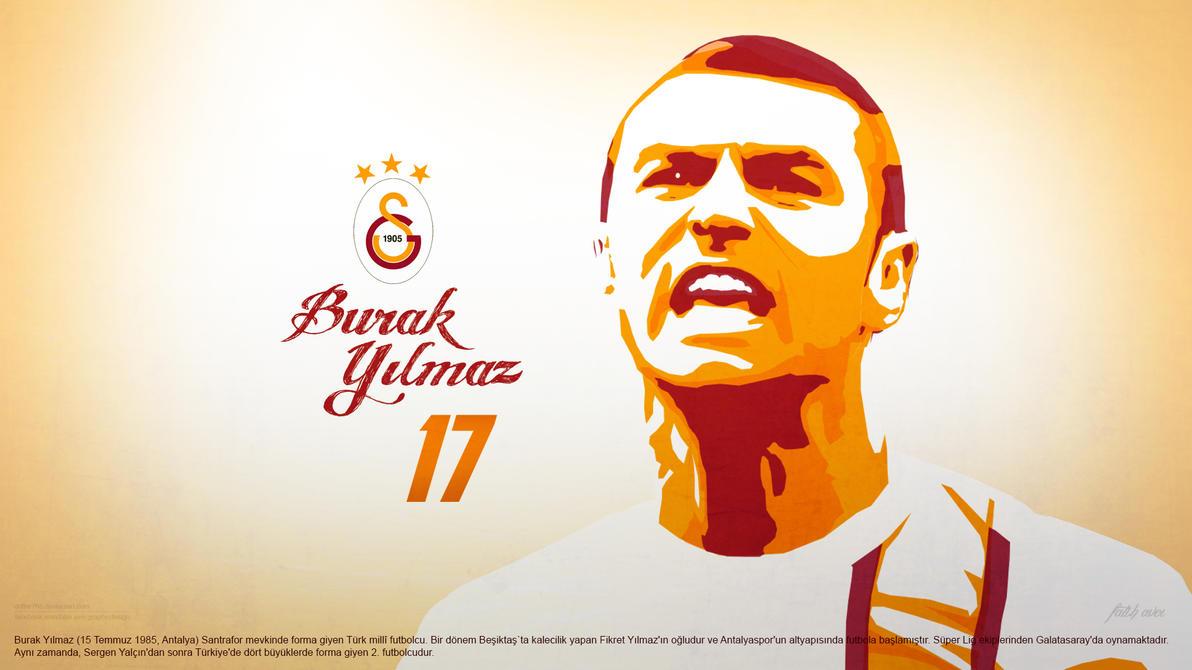 Burak Yilmaz by drifter765