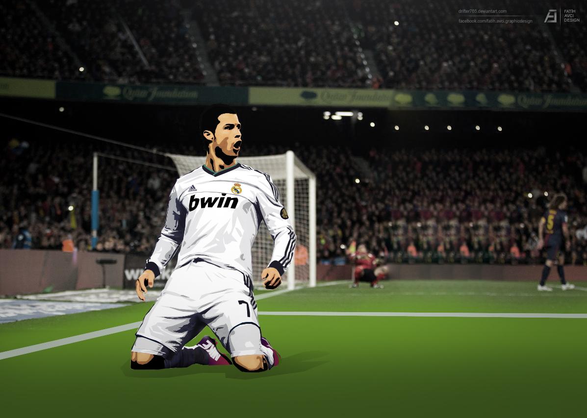 Cristiano Ronaldo Free Kick Stance Wallpaper 87028 Timehd