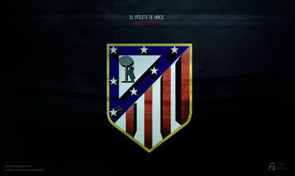 Atletico De Madrid by drifter765