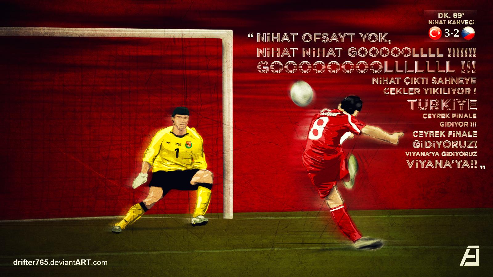 Nihat Kahveci - EURO 2008 by drifter765 on DeviantArt
