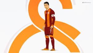 Cristiano Ronaldo - Galatasaray 2015 kit