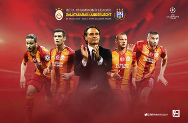Galatasaray - Anderlecht by drifter765