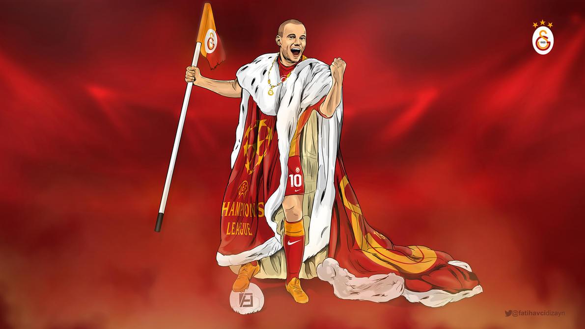 Sneijder by drifter765