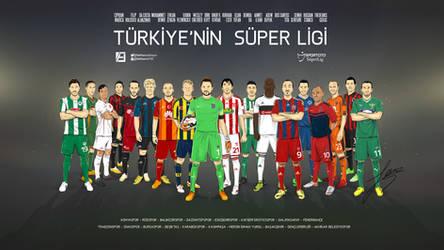 Spor Toto Super Lig by drifter765