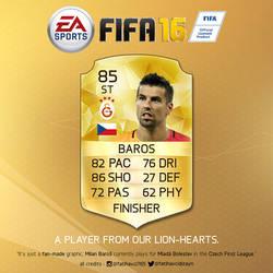 Milan BAROS FIFA16 by drifter765