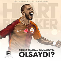 What If Q7 Was A Galatasaray Player? by drifter765