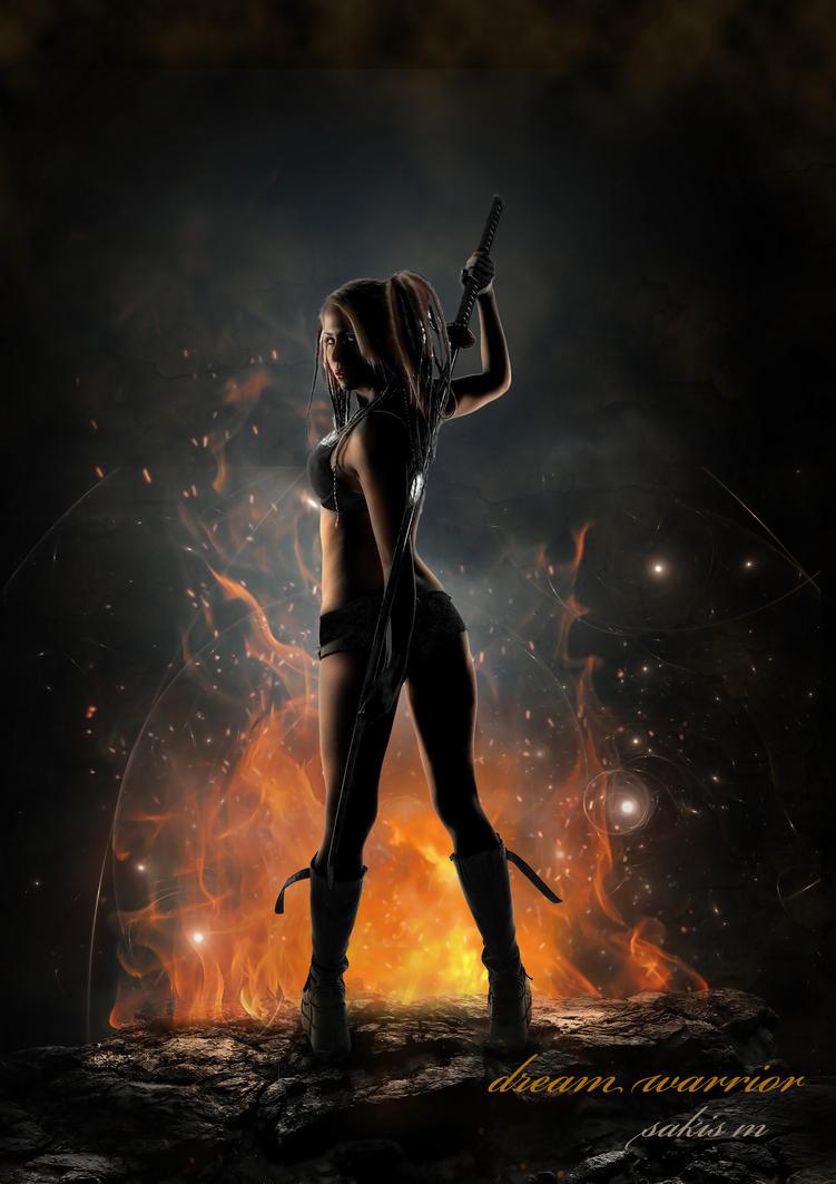 Dream Warrior by s2headeagle