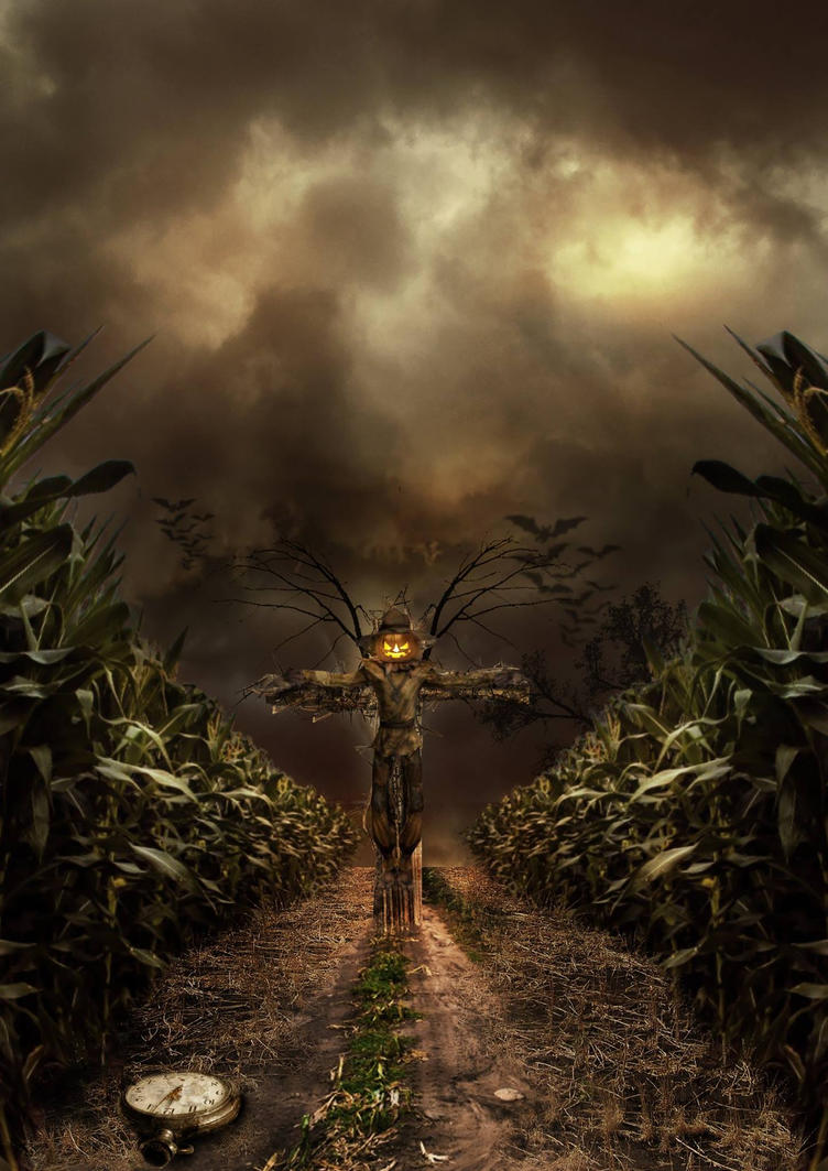 TIME OF THE SCARECROW by s2headeagle