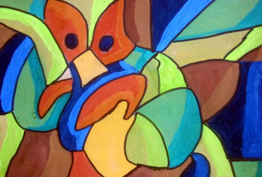Bird Of Summer by M922