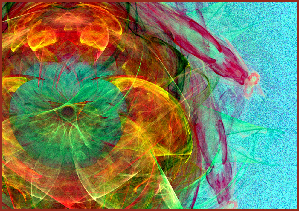 Digital Bouquet by M922