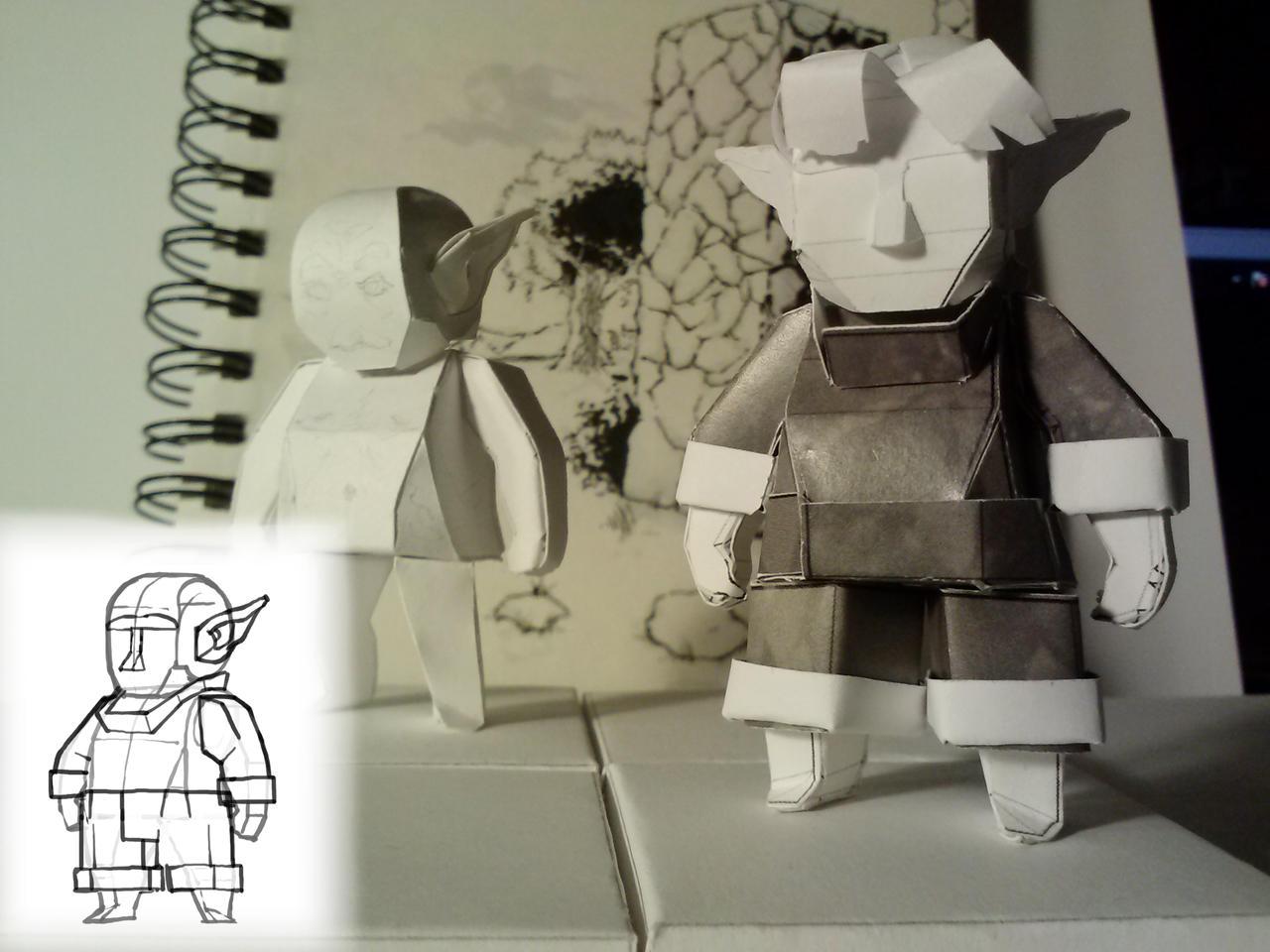 Elf Prototype2 by BCEman
