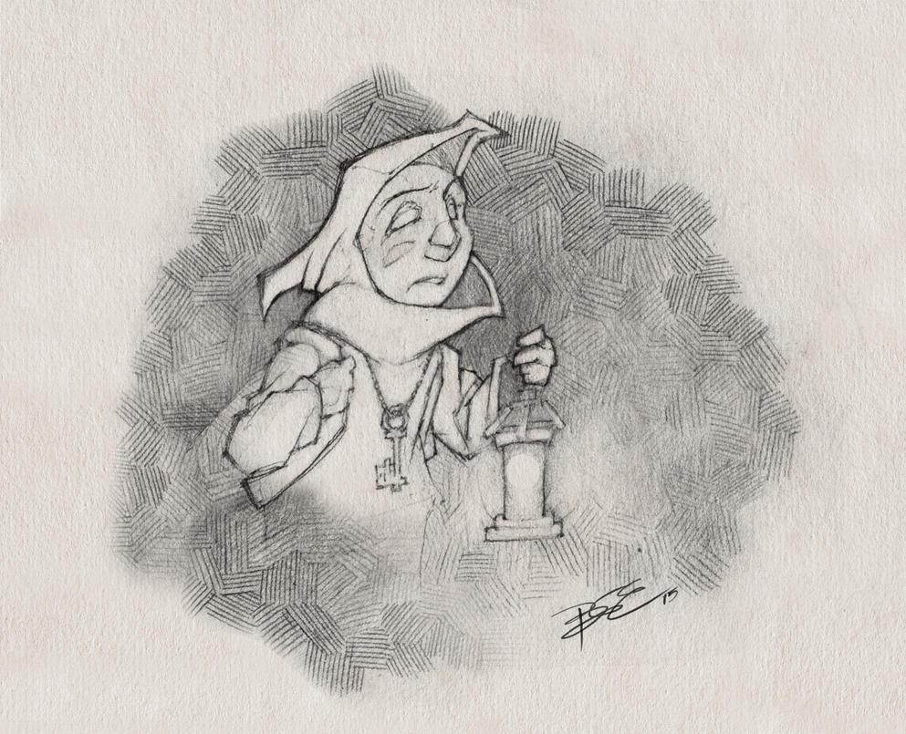 Elf Lantern by BCEman