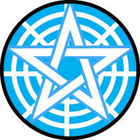 (SCP) Global Occult Coalition Simple Logo by MingoMongo