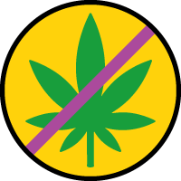 (SCP) Gamers Against Weed Simple Logo by MingoMongo