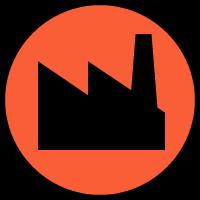 (SCP) The Factory Simple Logo by MingoMongo