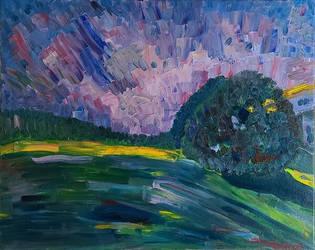 776515 Dawn-at-maybury-state-park--