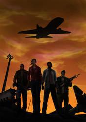 Left 4 Dead: Dead Air by karuma9