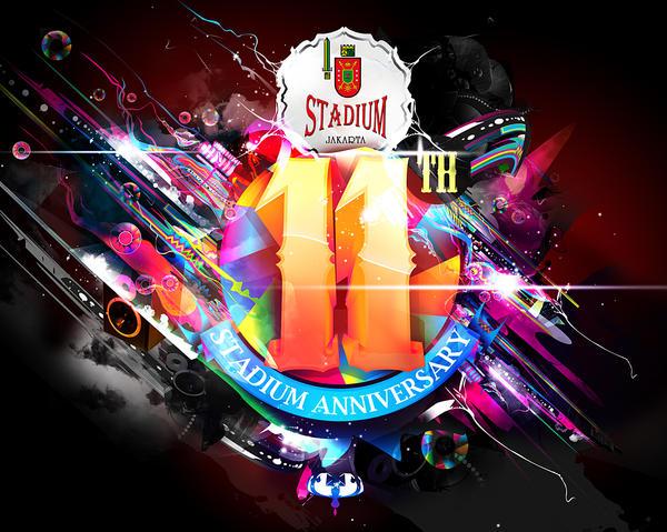 ulangtahun ke 11 stadium club by thepogee