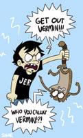Dan Vs. RS: I'm Calling You Vermin, Vermin!