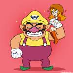 Wario: Power Couple