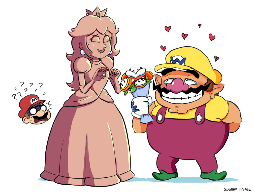 mk8__pink_gold_girl_of_my_dreams_by_sugarkills d7vwlsy pink gold peach very creative indeed by cron78 on deviantart