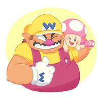 Mario: Good Job Kid by SugarKills
