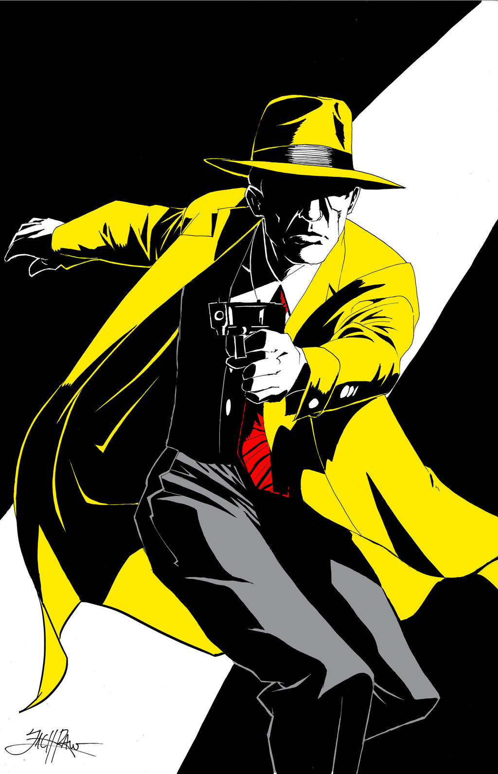 Dick Tracy Art 47