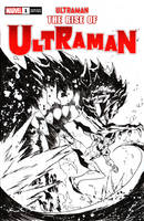 Rise Of Ultraman Blank Cover art. issue #1