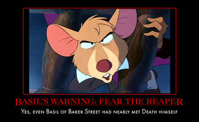 Basil's Warning of Advice... by Mythhunter