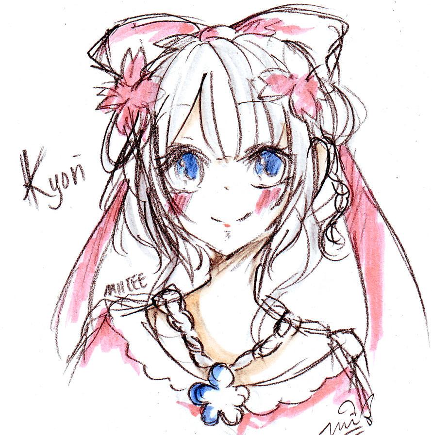 Kyori - 3032015 by Miitee