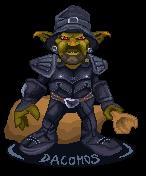 Dacomos' WoW goblin by hildegarna