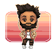 Childish Gambino - Feels Like Summer Pixelated by hildegarna