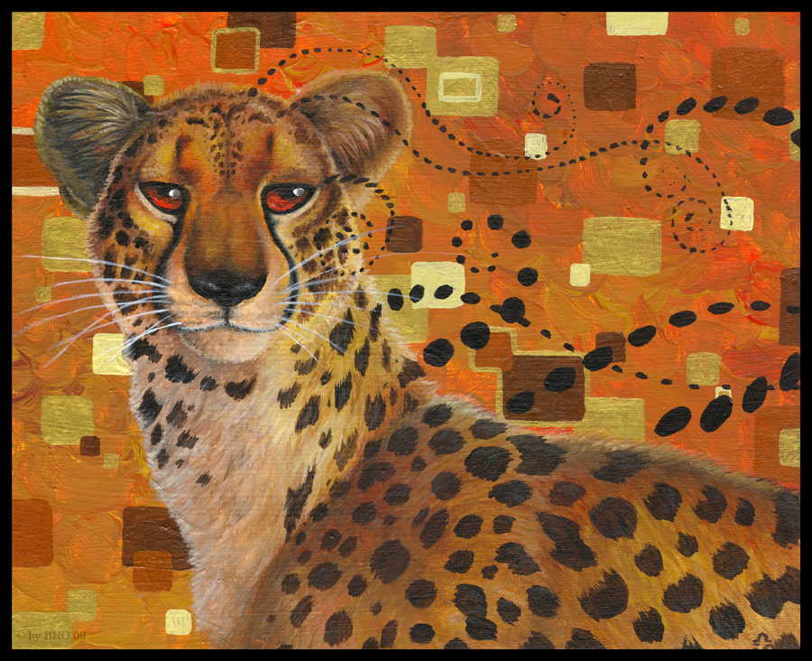 Symphony in Dots by BloodhoundOmega