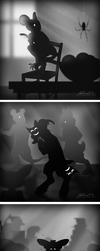 Disorders of the Mind by BloodhoundOmega