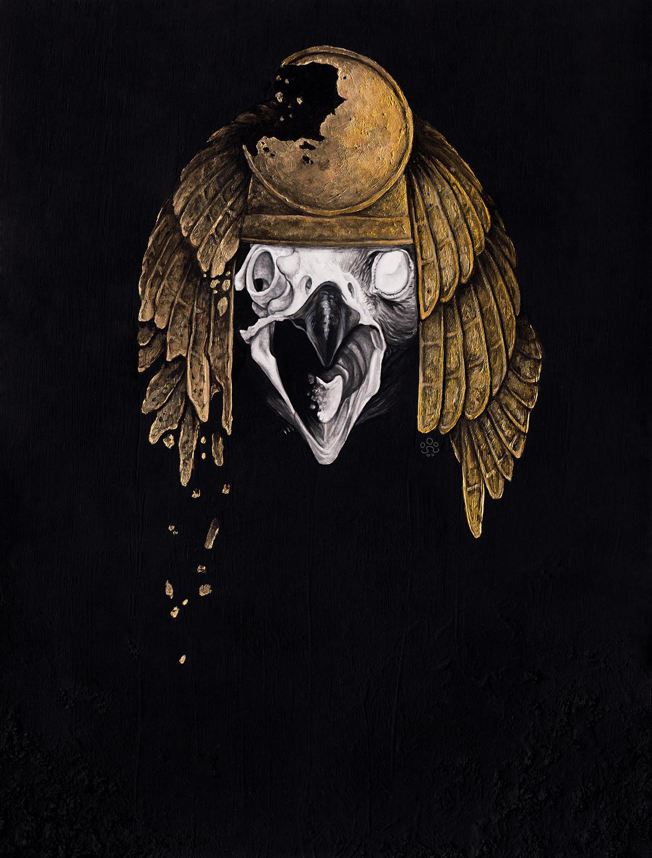 God Of Old by BloodhoundOmega